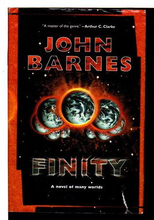FINITY. by Barnes, John.