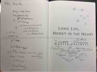 LONG LIFE, HONEY IN THE HEART: A Story of Initiation and Eloquence From the Shores of a Mayan Lake. by Prechtel, Martin.