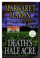 DEATH'S HALF ACRE. by Maron, Margaret.