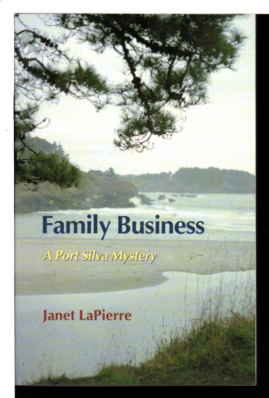LAPIERRE, JANET - FAMILY BUSINESS: A Port Silva Mystery.
