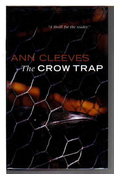 THE CROW TRAP. by Cleeves, Ann.
