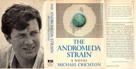 Another image of THE ANDROMEDA STRAIN. by Crichton, Michael.
