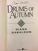 DRUMS OF AUTUMN. by Gabaldon, Diana.