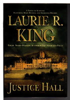 JUSTICE HALL. by King, Laurie R.