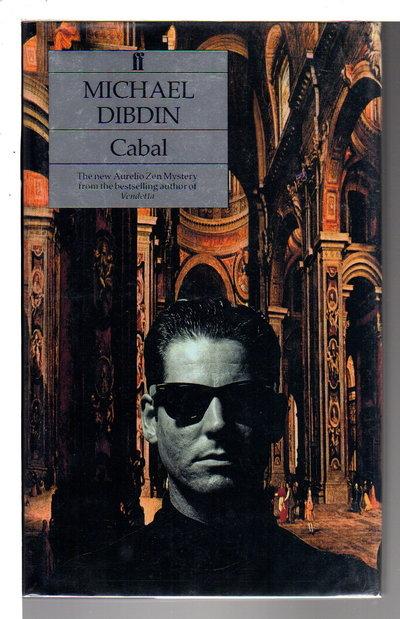 CABAL. by Dibdin, Michael.
