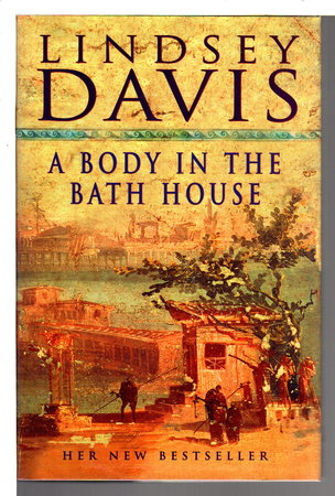 A BODY IN THE BATH HOUSE. by Davis, Lindsey