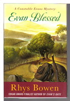 EVAN BLESSED. by Bowen, Rhys.