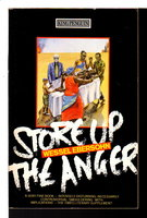 STORE UP THE ANGER. by Ebersohn, Wessel.