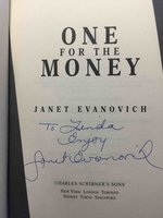 ONE FOR THE MONEY. by Evanovich, Janet.