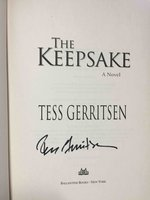 THE KEEPSAKE. by Gerritsen, Tess.