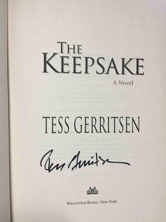 THE KEEPSAKE. by Gerritsen, Tess.