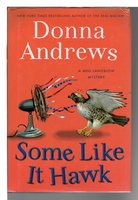 SOME LIKE IT HAWK. by Andrews, Donna.