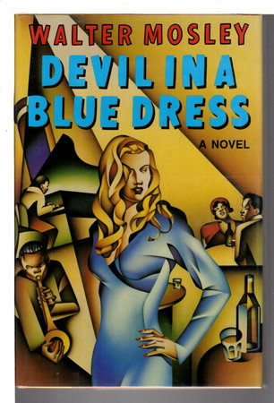 DEVIL IN A BLUE DRESS. by Mosley, Walter.