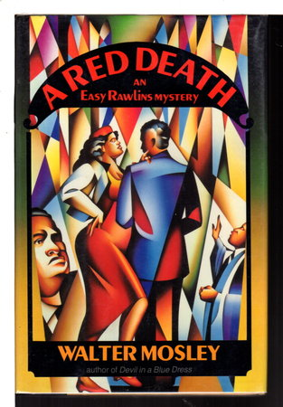 THE RED DEATH. by Mosley, Walter.