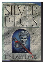 SILVER PIGS. by Davis, Lindsey.