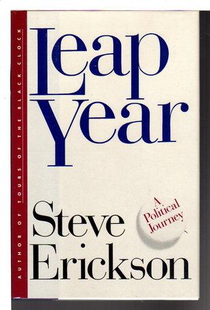 LEAP YEAR. by Erickson, Steve.