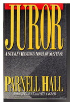 JUROR. by Hall, Parnell.