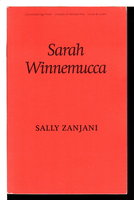 SARAH WINNEMUCCA. by [Winnemucca, Sarah, ca 1844 to 1891) Zanjani, Sally.