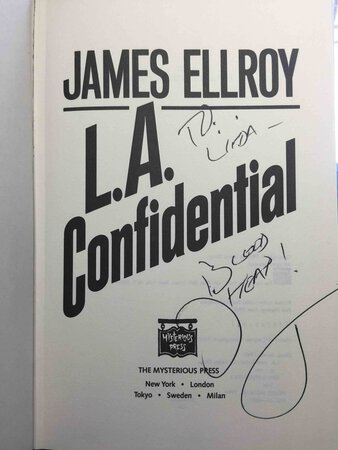 L.A. CONFIDENTIAL. by Ellroy, James