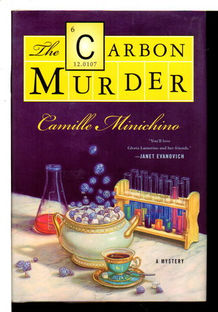 THE CARBON MURDER. by Minichino, Camille.