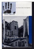 MURDER IN THE MARAIS. by Black, Cara.
