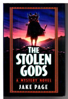 THE STOLEN GODS. by Page, Jake.