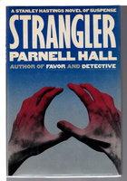 STRANGLER. by Hall, Parnell.