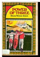 POWER OF THREE. by Jones, Diana Wynne.