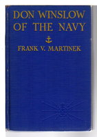 DON WINSLOW OF THE NAVY #1. by Martinek, Frank V.