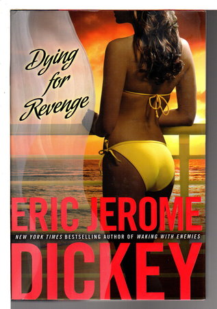DYING FOR REVENGE. by Dickey, Eric Jerome.