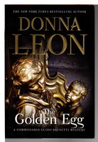 THE GOLDEN EGG. by Leon, Donna.