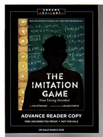 THE IMITATION GAME: Alan Turing Decoded. by Ottaviani, Jim; Leland Purvis, illustrator.