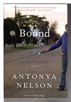BOUND. by Nelson, Antonya.