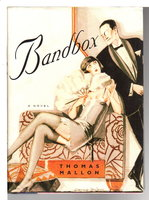 BANDBOX. by Mallon, Thomas.