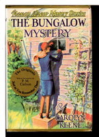 THE BUNGALOW MYSTERY: Nancy Drew Mystery Series, #3. by Keene, Carolyn [Mildred Wirt Benson]. Introduction by P M Carlson.