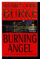 BURNING ANGEL by Burke, James Lee