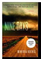 NINE DAYS. by Koenig, Minerva.