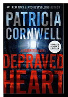 DEPRAVED HEART. by Cornwell, Patricia.