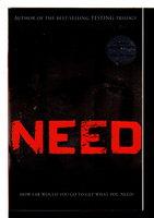 NEED. by Charbonneau, Joelle.
