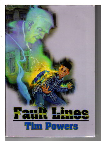 FAULT LINES: Expiration Date & Earthquake Weather. by Powers, Tim.