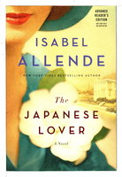 THE JAPANESE LOVER. by Allende, Isabel.