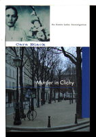 MURDER IN CLICHY. by Black, Cara.