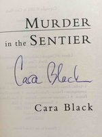 MURDER IN THE SENTIER. by Black, Cara.