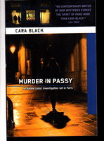 MURDER AT PASSY. by Black, Cara.