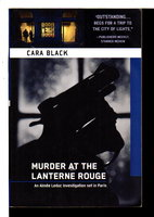 MURDER AT THE LANTERNE ROUGE. by Black, Cara.