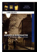 MURDER IN MONTMARTRE. by Black, Cara.