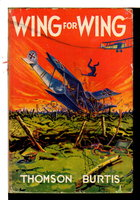 WING FOR WING: Air Combat Stories #3. by Burtis, Thomson,