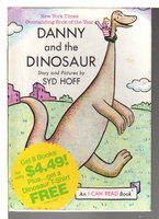 DANNY AND THE DINOSAUR, An I Can Read Book. by Hoff, Syd.