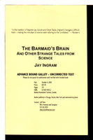 THE BARMAID'S BRAIN and Other Strange Tales from Science. by Ingram, Jay.