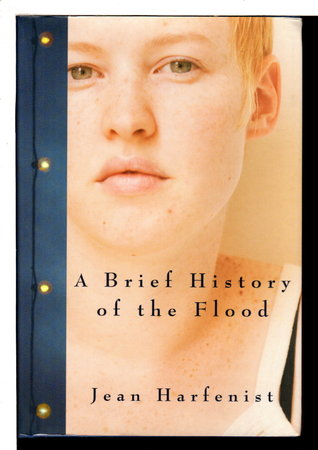 A BRIEF HISTORY OF THE FLOOD: Stories. by Harfenist, Jean.